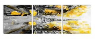 Модульная картина 35х110 N362