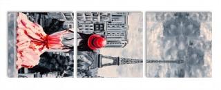 Модульная картина 35х110 N372