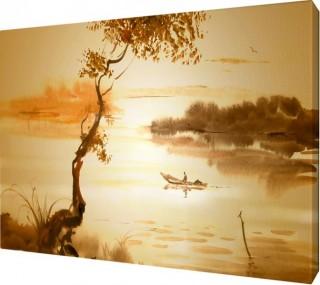 картина на холсте 25х35 Н968