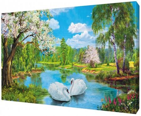 Картина на холсте 38х48 Р413