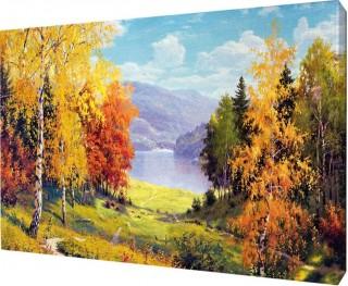 Картина на холсте 40х50 д10