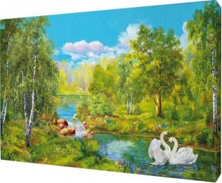 Картина на холсте 48х58 д455