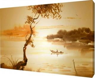 Картина на холсте 48х58 д924