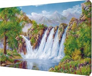 Картина на холсте 40х50 д150