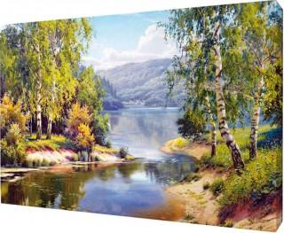 Картина на холсте 40х50 д9