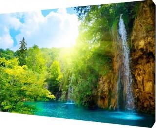 Картина на холсте 40х50 д922